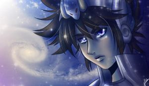 Saint Seiya, the Eternal by RedWyvern