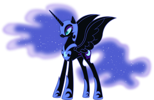 Nightmare Moon by Fehlung