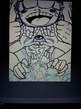 3rd poster in progress( untitled) by Omegatrocity