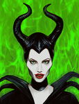 Maleficent by RonE by rone913