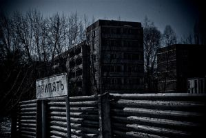 There lies Pripyat by Gomeisa-Studio