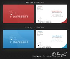 Richardsons CorpCards by: Furr by WebMagic
