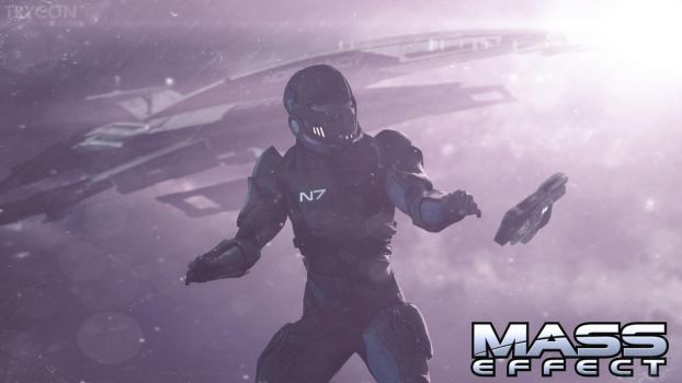 Mass Effect by Trycon1980