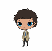 Cas Gif Remake by NellyMonster