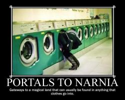 Portal's to Narnia by Pokefan8263