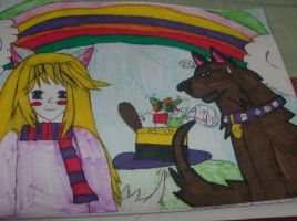 some where over the rainbow by kassieskatergirl98