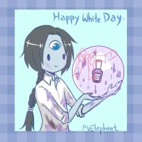 Happy White Day by PvElephant