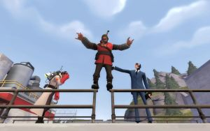 THIS IS HOW MEN JUMP by impostergir007