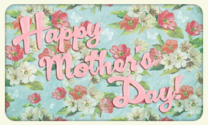Mother's Day Card by quidprosno