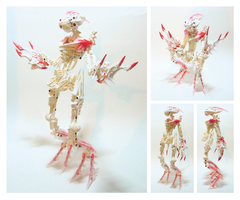 Bionicle MOC - Bone Star REVAMP by Alex-Darkrai