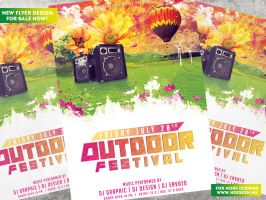Outdoor Festival by HDesign85