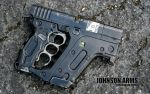 ARES ARMS Themed Pistol Prop by JohnsonArms