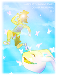 Happy 15th Anniversary Digimon by laclefaverite