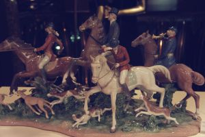 Horses of the Harrods by Ivyti