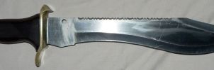Stock : Hunting knife 2 by Deaths-stock