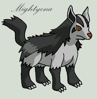 Mightyena by Roky320