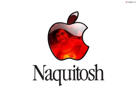 :: Naquintosh :: by redpixl