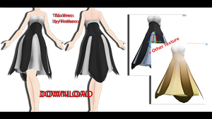 GIFT [TDA DRESS] DOWNLOAD by firehoro
