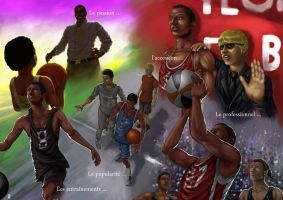 THE NEW GAME page 1et2 by russ-artiste