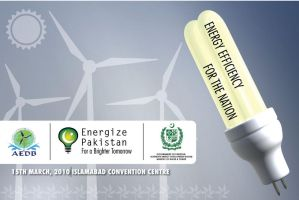 Energize poster by hayzin
