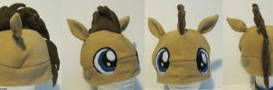 Doctor Whooves Hat (2013) by Like-a-Surr