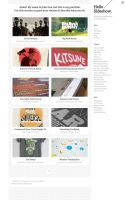 Sideshow WordPress Theme by ormanclark