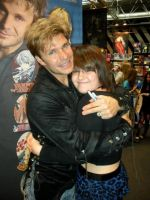 Meeting Vic Mignogna by punkette180