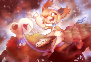 Dairy Fairy (DTA entry) by exitoricanBean