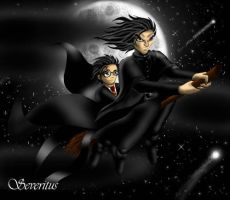 Severus and Harry by Severitus
