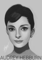 Audrey by meisan