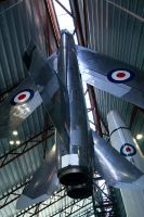 English Electric Lightning F.1 by Daniel-Wales-Images