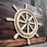 Ship Wheel by Coastaholic