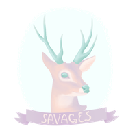 Savages by Cartoon-Heart