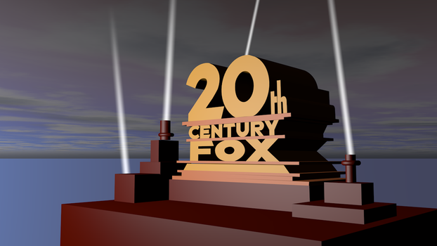 20 Century Fox Cinema 4D by xKarinchi