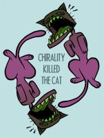 Chirality by The-Mirrorball-Man