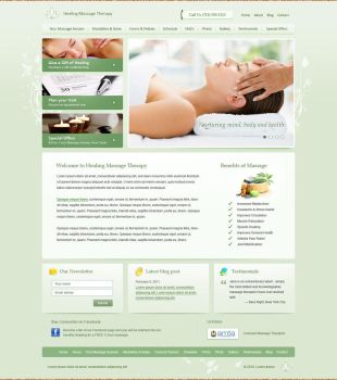 Therapeutic Massage 2 by c-quence