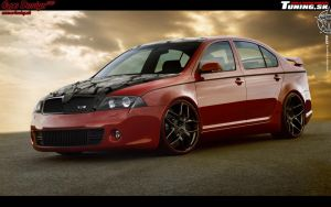 Skoda Octavia by CypoDesign