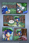 Sonic Meets Charon 2 by SailorMoonAndSonicX