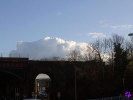 Storm Cloud Looming (14.02.13) by LacedShadowDiamond