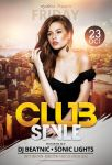 Club Style Flyer Template by styleWish