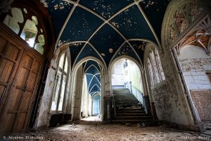 Entry Hall by Jerenes