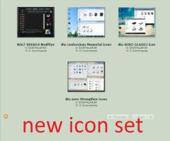 dtu icon set by majoratatnctr