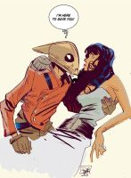 The Rocketeer by Rodriguez by AshcanAllstars