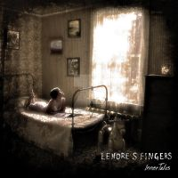 Lenore S. Fingers cover artwork by Noxifer