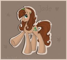 Jade (gift) by Drawing-Heart