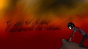 Let It Burn (version 2) by The-RogueGod