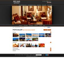 Reef Oasis Hotels and Resorts - Gallery Page by MaiEltouny
