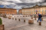 Photo hdr de la place du Capitole de Toulouse by Louis-photos