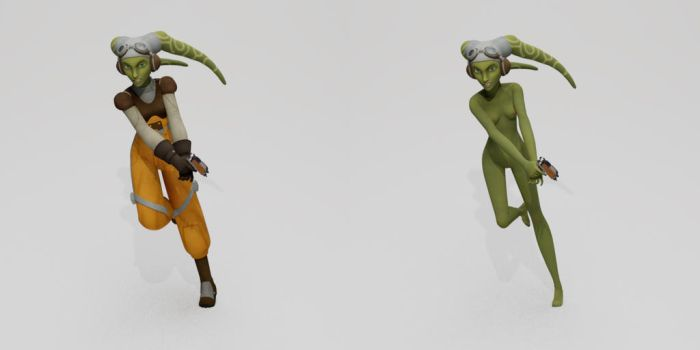 Hera target acquired by habariart