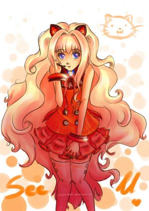Vocaloid: SeeU 2 by Zelbunnii